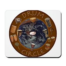 World Drum Circle Mousepad