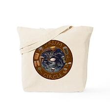 World Drum Circle Tote Bag