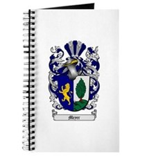 Meyer Family Crest Journal