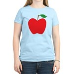 Red Apple Women's Light T-Shirt
