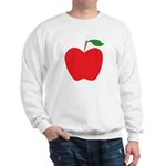 Red Apple Sweatshirt