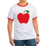 Red Apple Ringer T