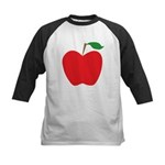 Red Apple Kids Baseball Jersey