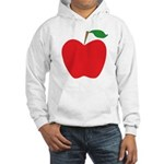 Red Apple Hooded Sweatshirt