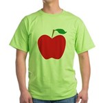 Red Apple Green T-Shirt