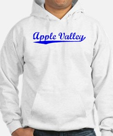 Vintage Apple Valley (Blue) Hoodie