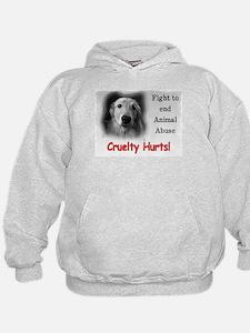 Cruelty Hurts! Hoodie