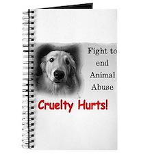Cruelty Hurts! Journal