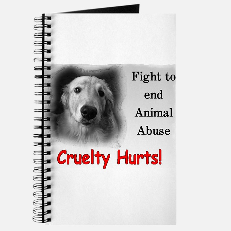 Cruelty Hurts! Journal