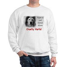 Cruelty Hurts! Sweatshirt