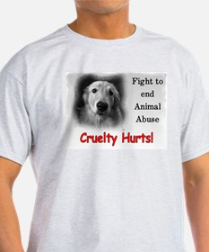 Cruelty Hurts! T-Shirt