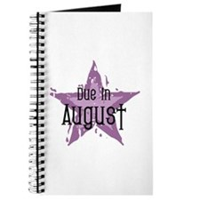 Purple Star Due In August Journal