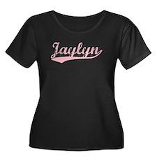Vintage Jaylyn (Pink) T
