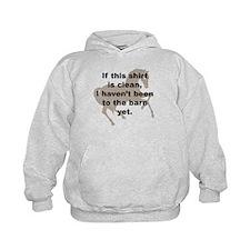 Dirty Barn Shirt w/ Horse Hoody