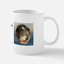 Sheena the Sheepdog Mug