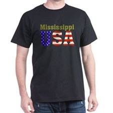 Mississippi USA T-Shirt