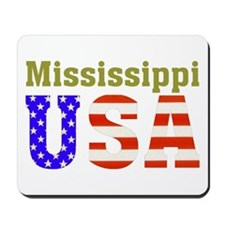 Mississippi USA Mousepad