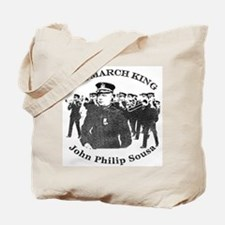 John Philip Sousa Tote Bag