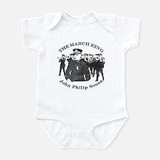 John Philip Sousa Infant Bodysuit