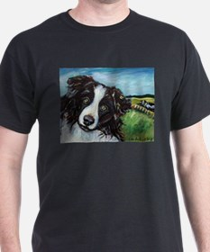 Portrait of a Working Dog~Bor T-Shirt