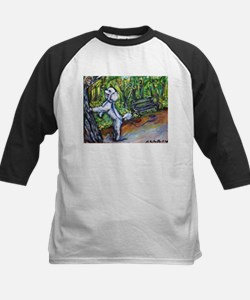 Poodle squirrel chaser Tee