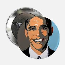 """Barack Rocks 2.25"""" Button"""