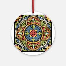 Pattern 9 Ornament (Round)