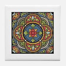 Pattern 9 Tile Coaster