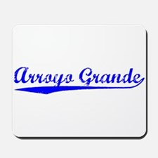Vintage Arroyo Gra.. (Blue) Mousepad