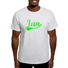 Vintage Jan (Green) T-Shirt