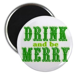 Drink and be Merry Magnet