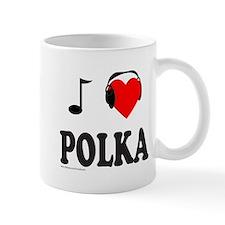 POLKA MUSIC Small Mugs