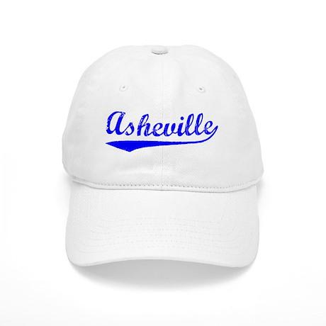 Vintage Asheville (Blue) Cap