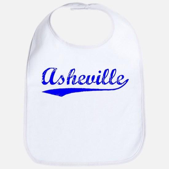 Vintage Asheville (Blue) Bib