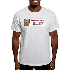 Monstes 4 Hillary T-Shirt