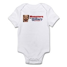 Monstes 4 Hillary Infant Bodysuit