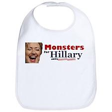 Monstes 4 Hillary Bib