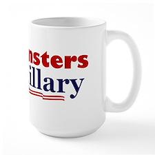 Monstes 4 Hillary Mug