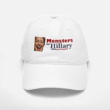 Monstes 4 Hillary Baseball Baseball Cap