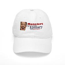 Monstes 4 Hillary Baseball Cap