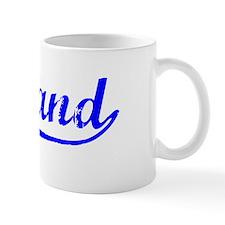 Vintage Ashland (Blue) Mug