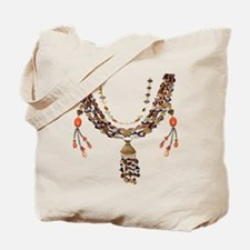 Necklace Tote Bag