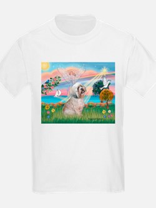 Lhasa Apso Lake Angel / Lhasa Apso T-Shirt