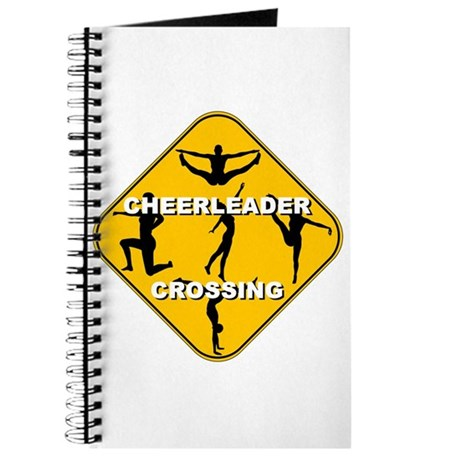 Cheerleader Crossing Journal