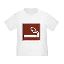 Smoking Sign T