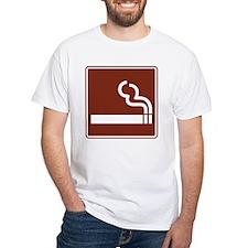 Smoking Sign Shirt
