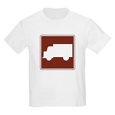 Truck Sign T-Shirt