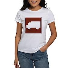 Truck Sign Tee