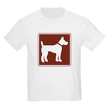 Dog Sign T-Shirt