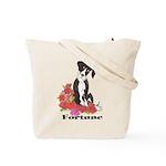 FORTUNE 2 difrnt sides Tote Bag